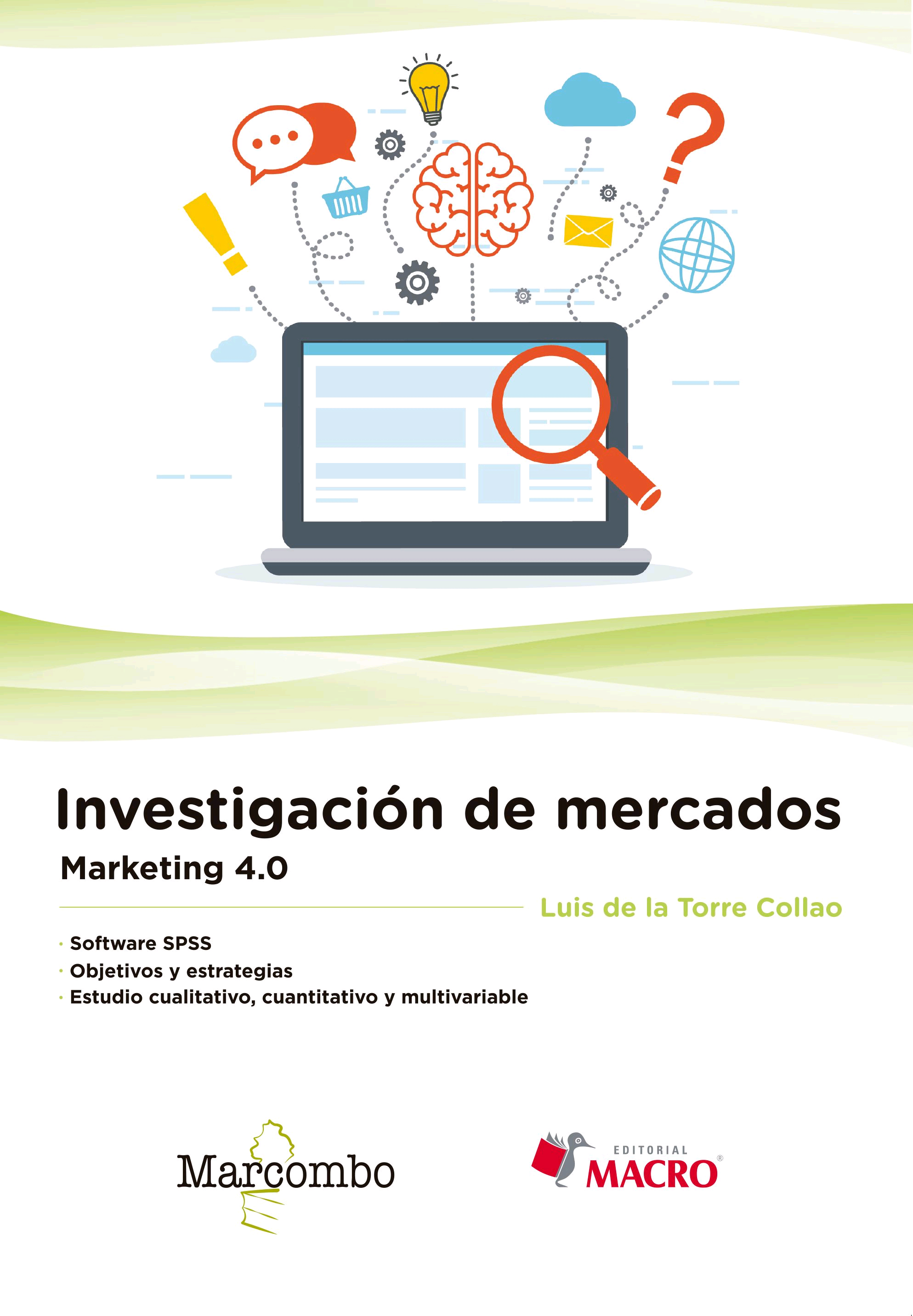 Investigación de mercados. Marketing 4.0